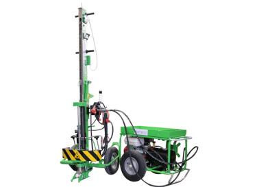 LMSR-HK mit Hydraulikmotor